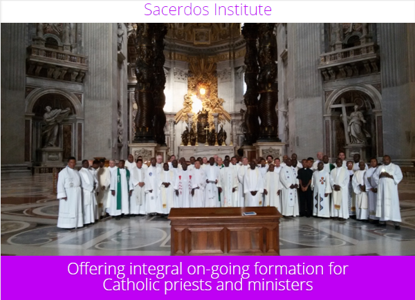 Sacerdos Activities 2016