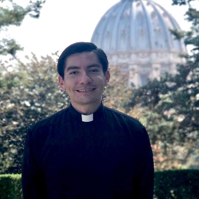 Fr. Luis Ramírez, LC